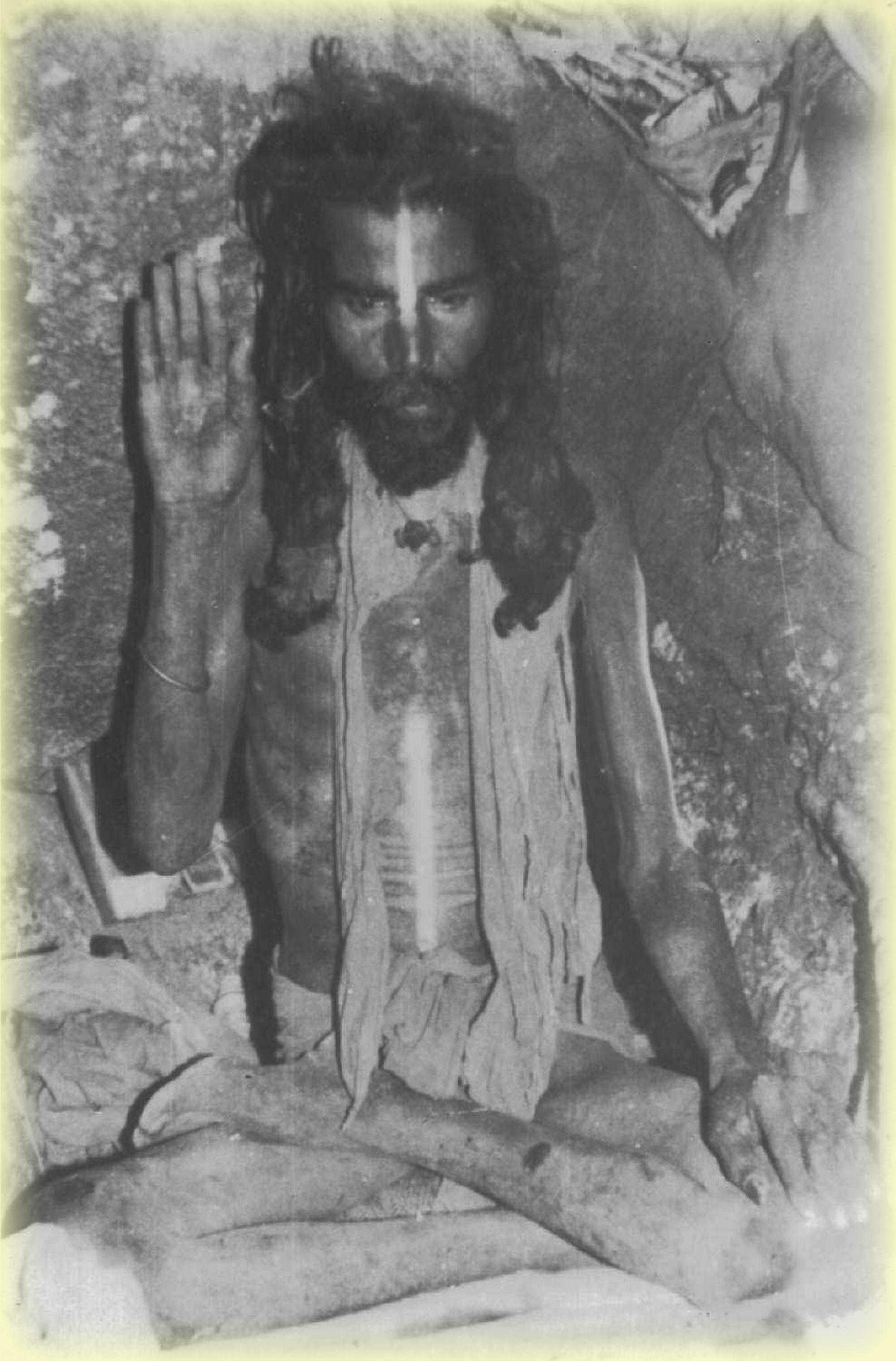 Guru Ayya - Nandhiji