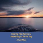 CLEARING PAST KARMA & AWAKENING TO BE THE YOGI- MASTERY OF CONSCIOUSNESS TEACHINGS MP3