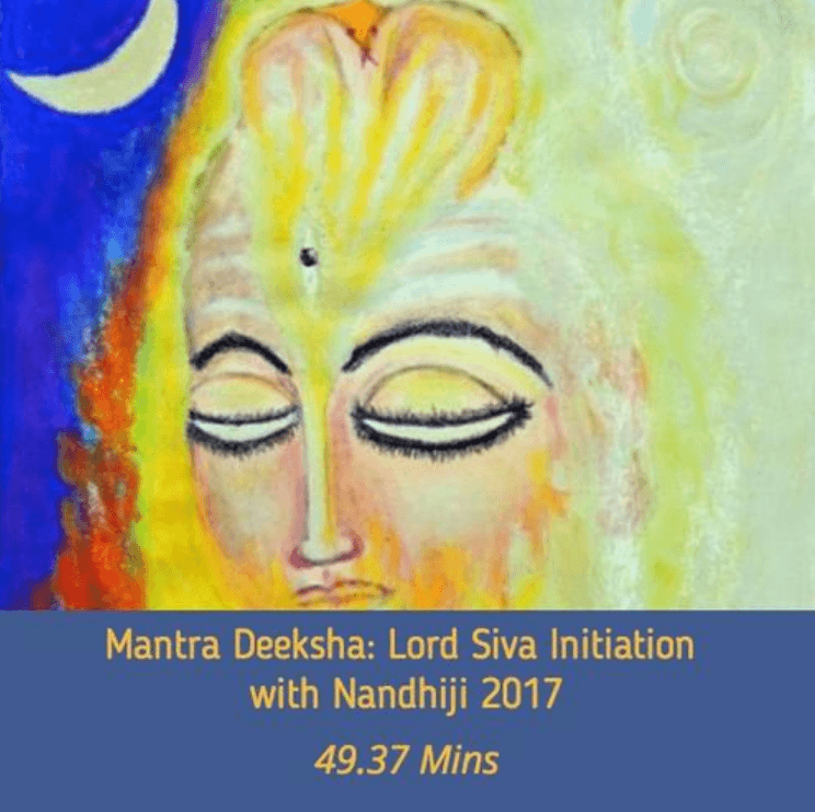 MANTRA DEEKSHA: LORD SIVA INITIATION
