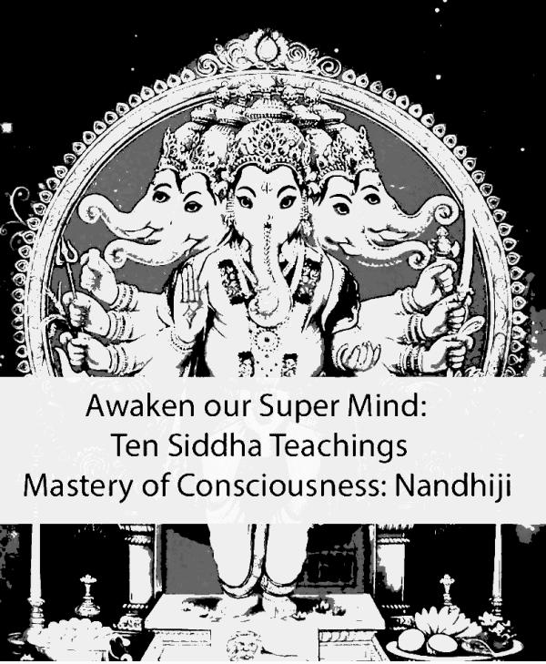 Awaken our Super Mind: Ten Siddha Teachings